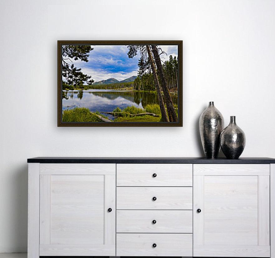 Sprague Lake  Art