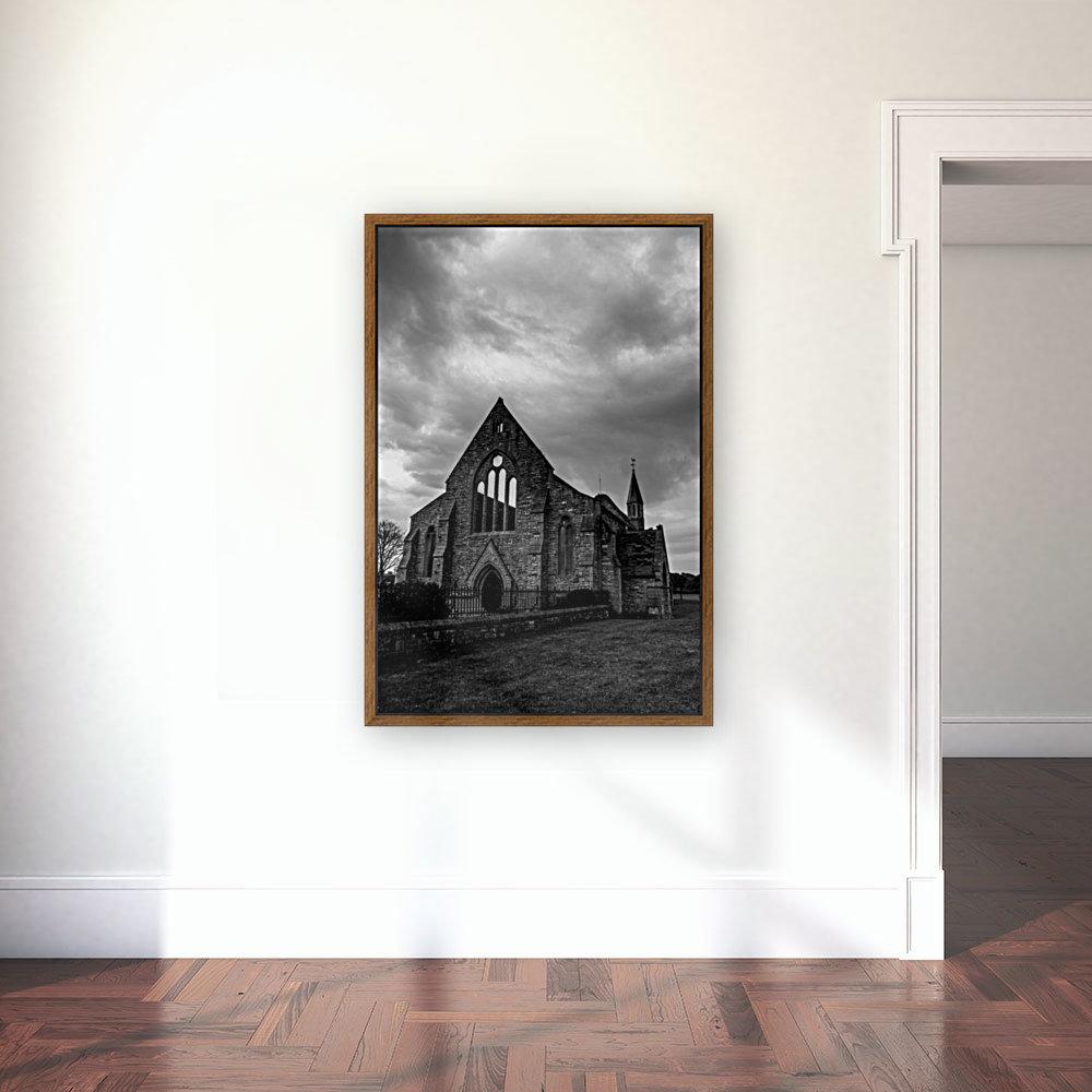 Garrison Church Portsmouth  Art