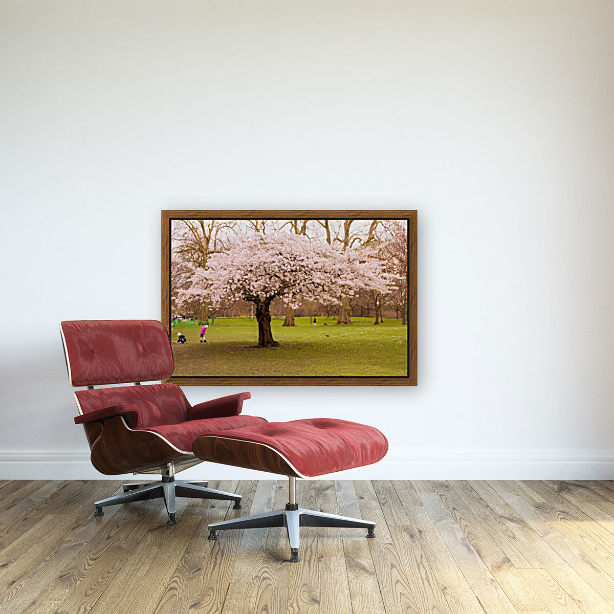 Blossom Tree  Art