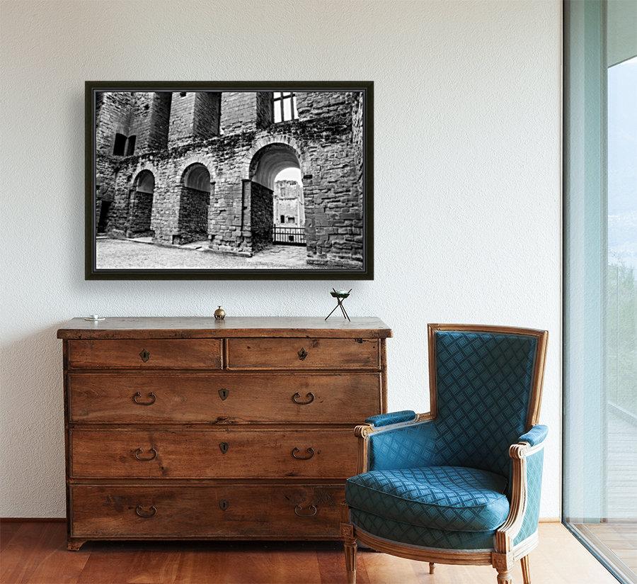 Kenilworth Castle 2  Art