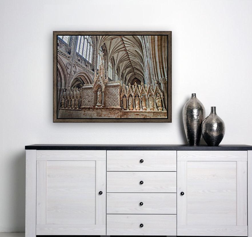 Litchfield Cathedral 3  Art