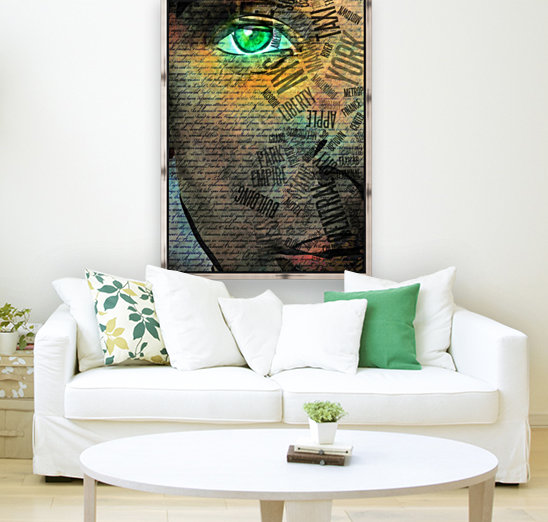 NYC Face  Art