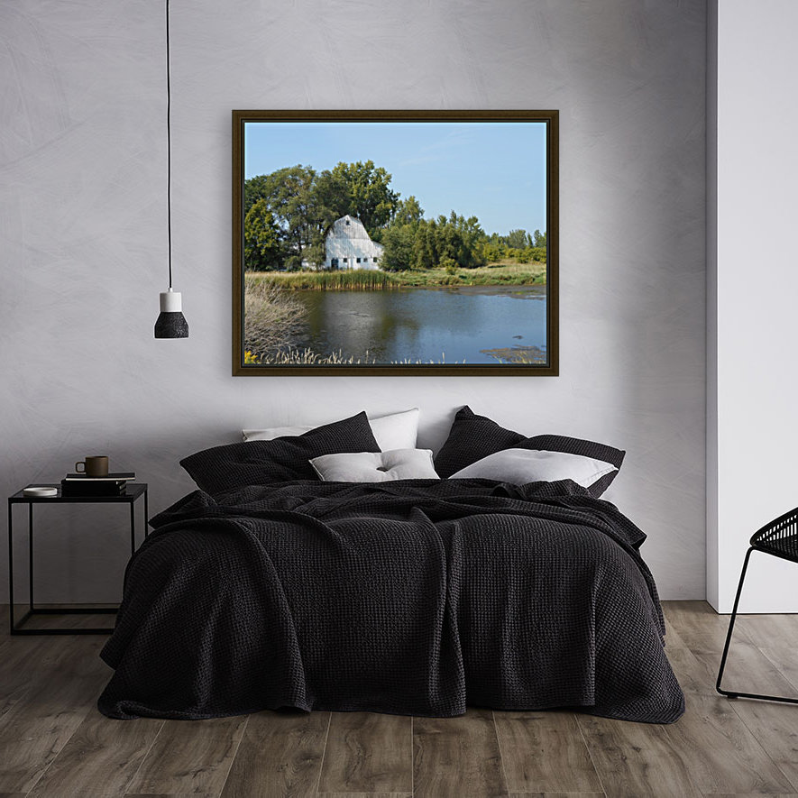Peaceful Pond  Art