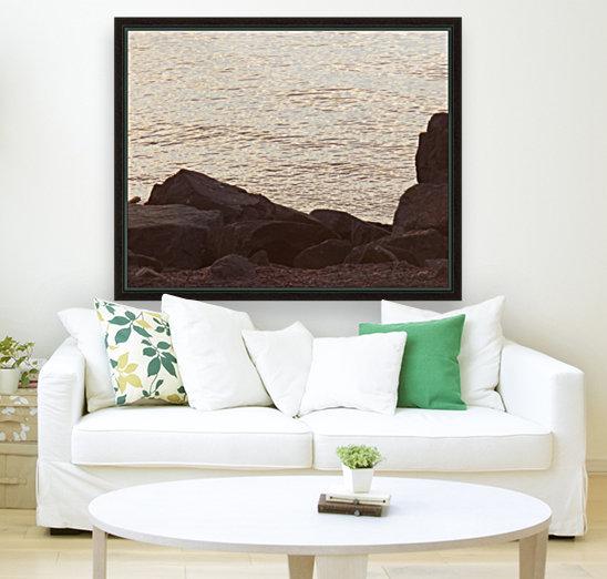 Rocky Shore 2  Art