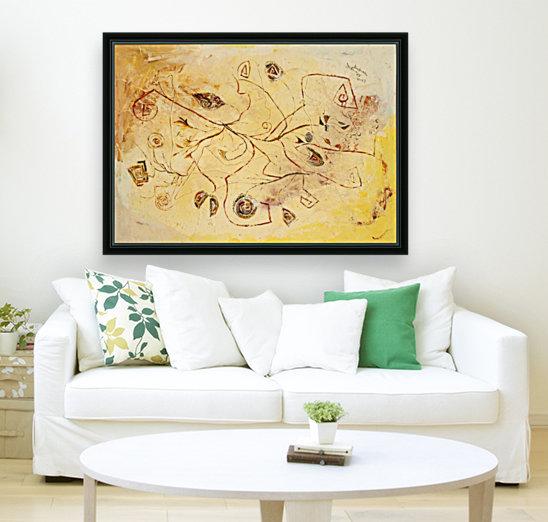 copper threads  Art