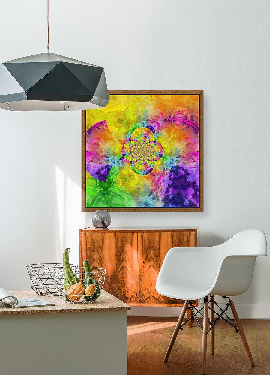 Colorful Fractal  Art