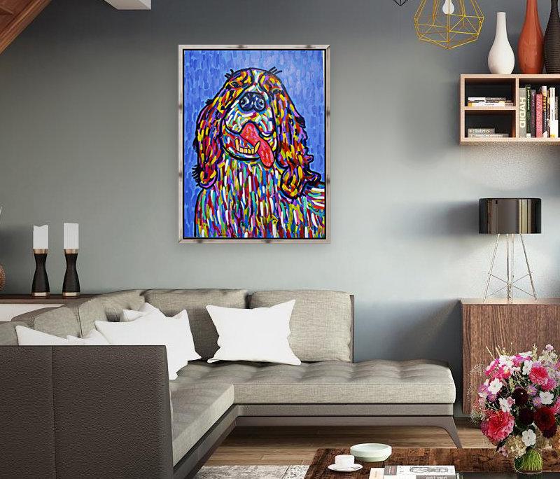 Colorful Smile  Art