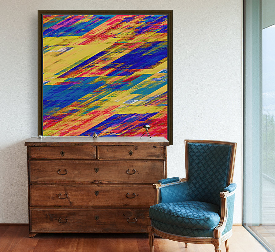 Abstract Composition 232  Art