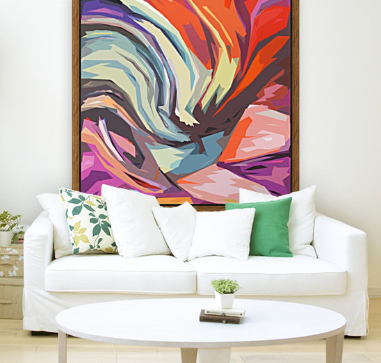Abstract Composition 744  Art