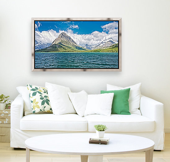 Mount Grinnell  Art