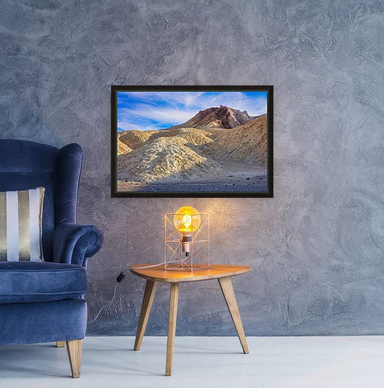 Badlands of Death Valley  Art
