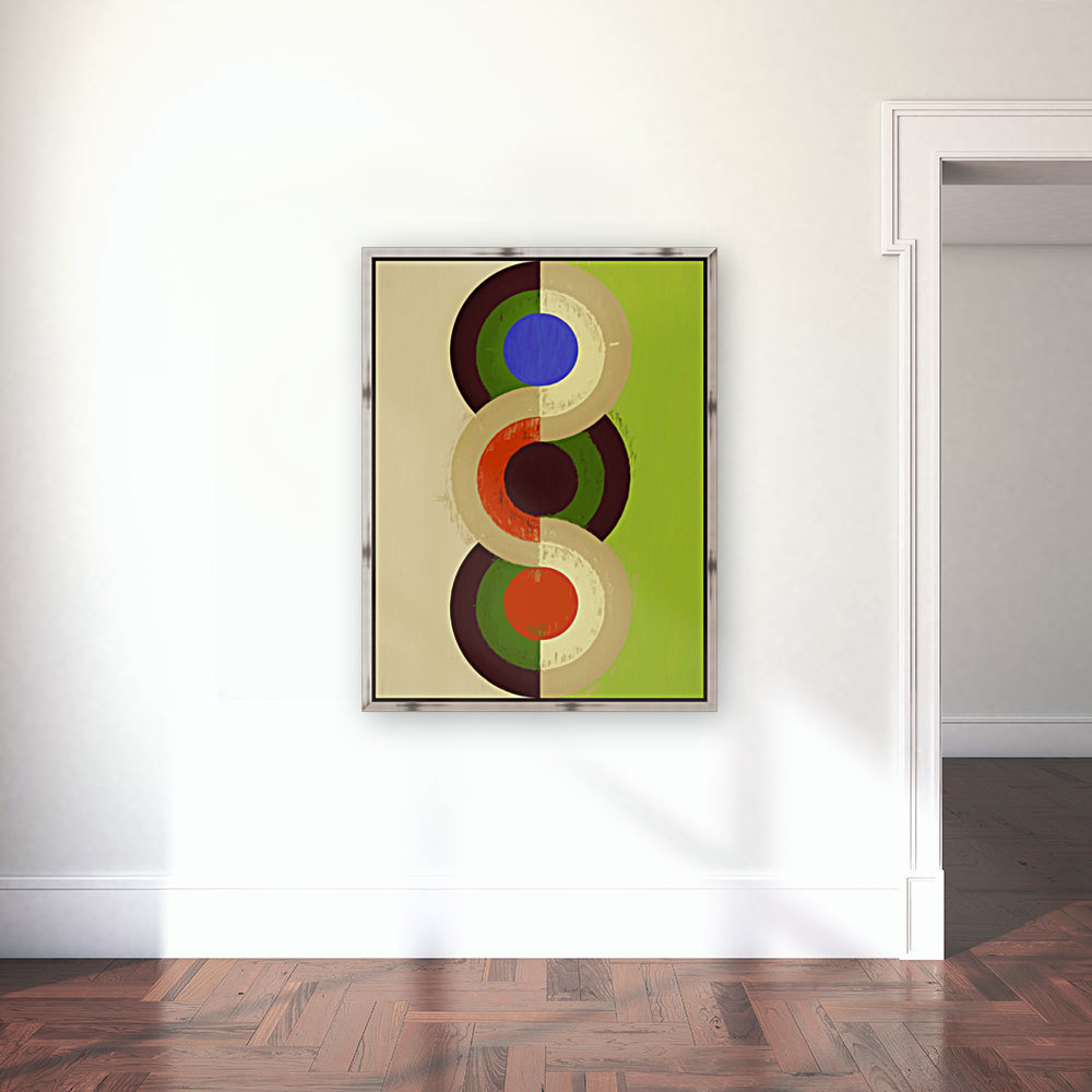 Abstract Composition 626  Art