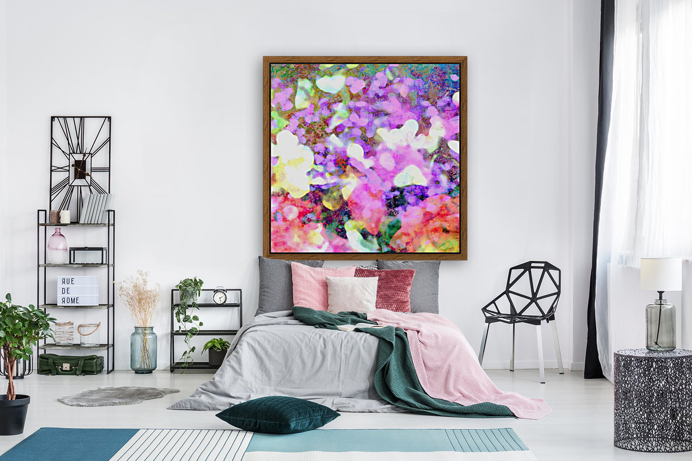 Petals on the Breeze  Art