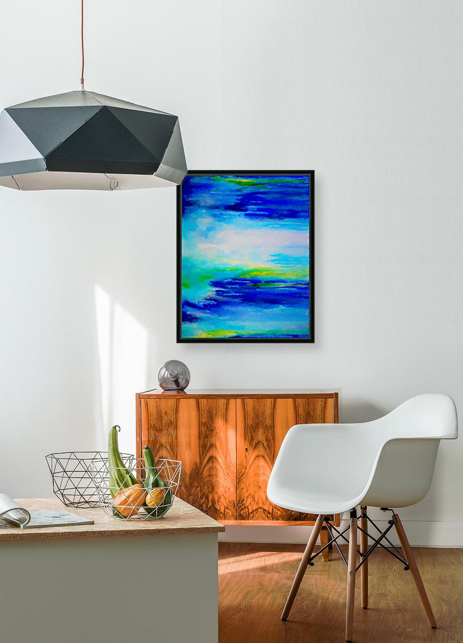 Abstract Landscape 11  Art