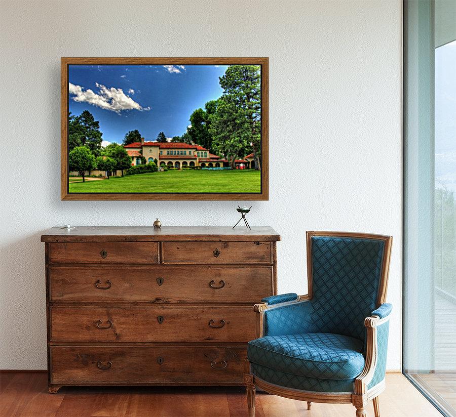 Villa Philmonte  Art