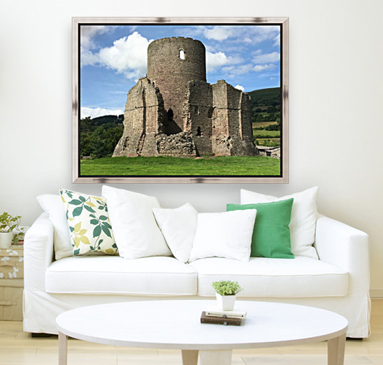 Treetower-Castle-Wales-1  Art