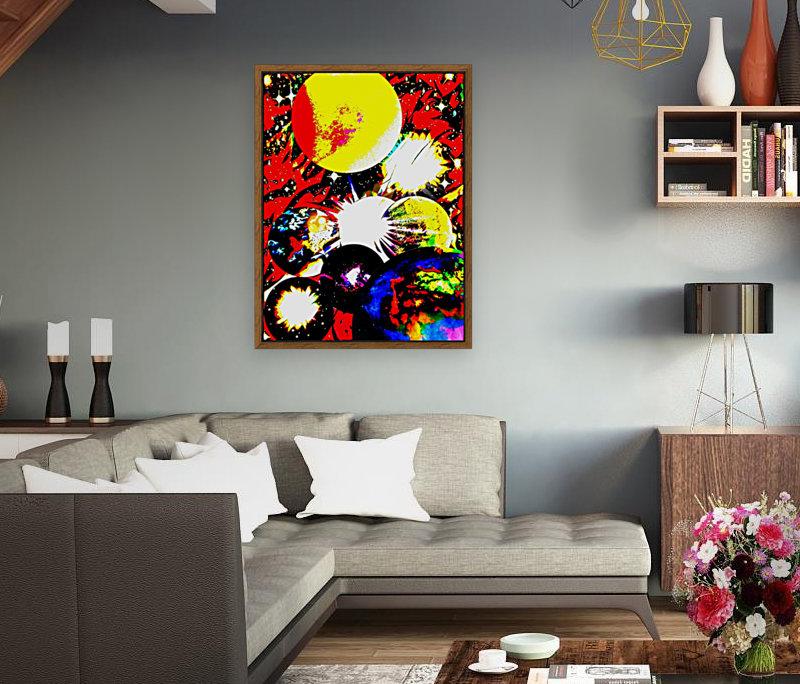Clash of Worlds  Art