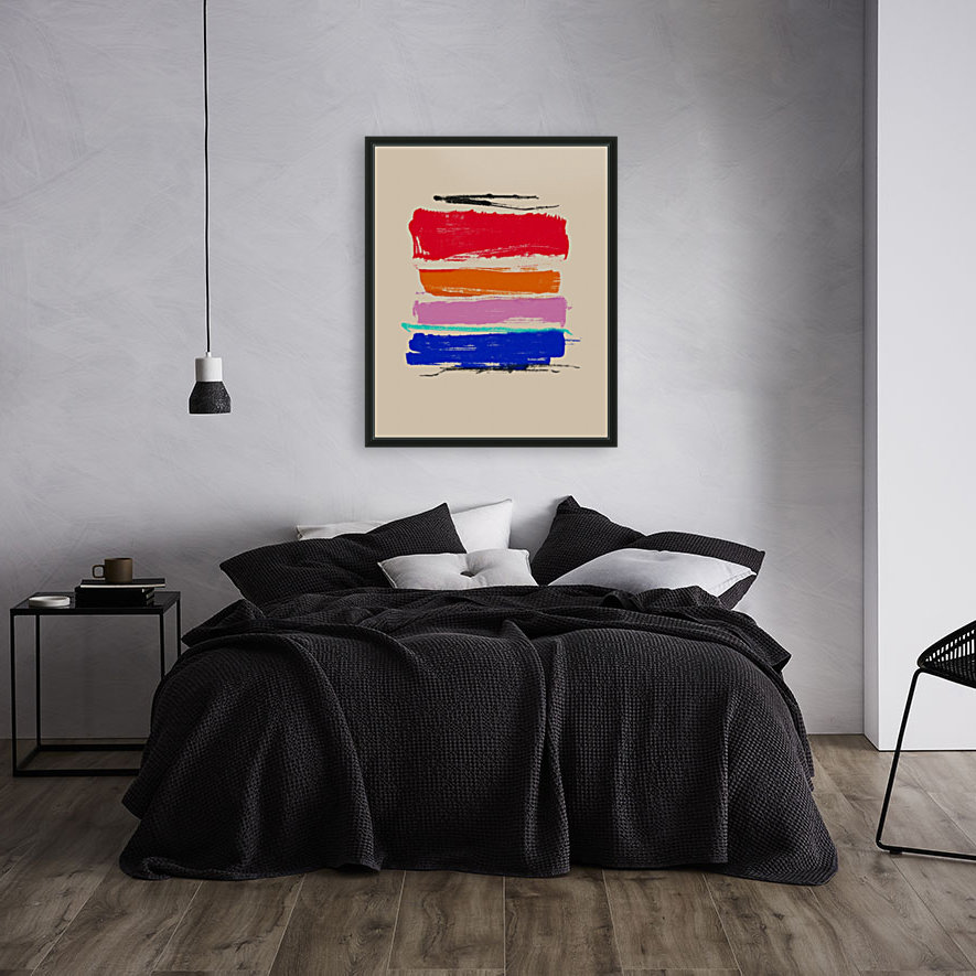 Abstract Composition 782  Art