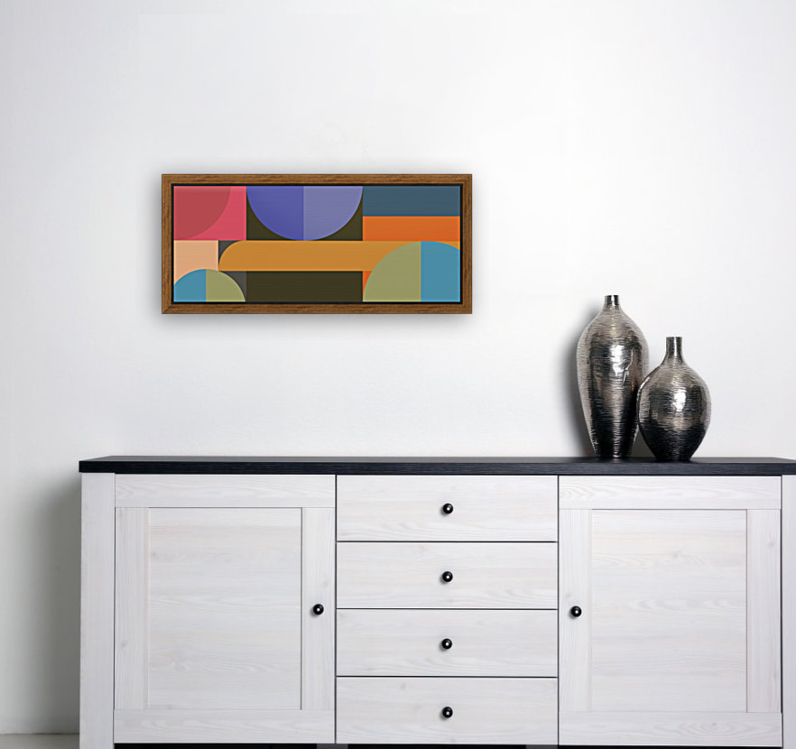 Abstract Composition 783  Art