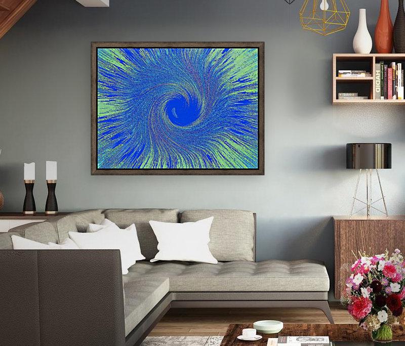Blue Storm 1   Art