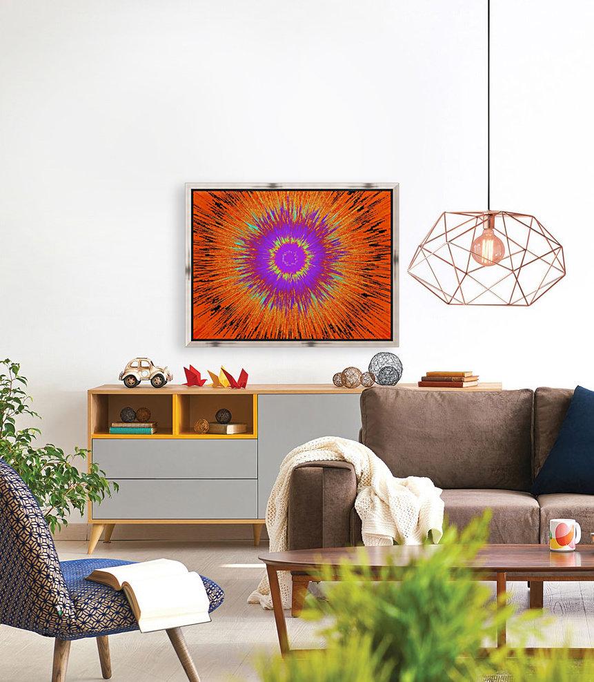 Abstract Sun 33  Art