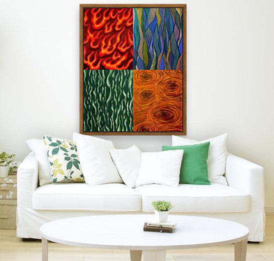 4 elements A  Art