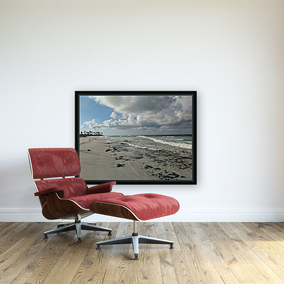 Eleuthera Deserted Beach  Art