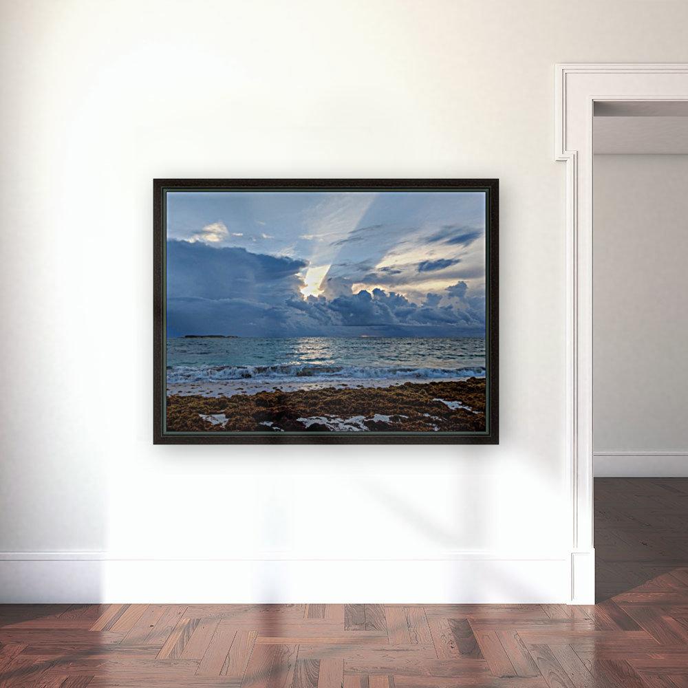 Eleuthera Sun ray  Art