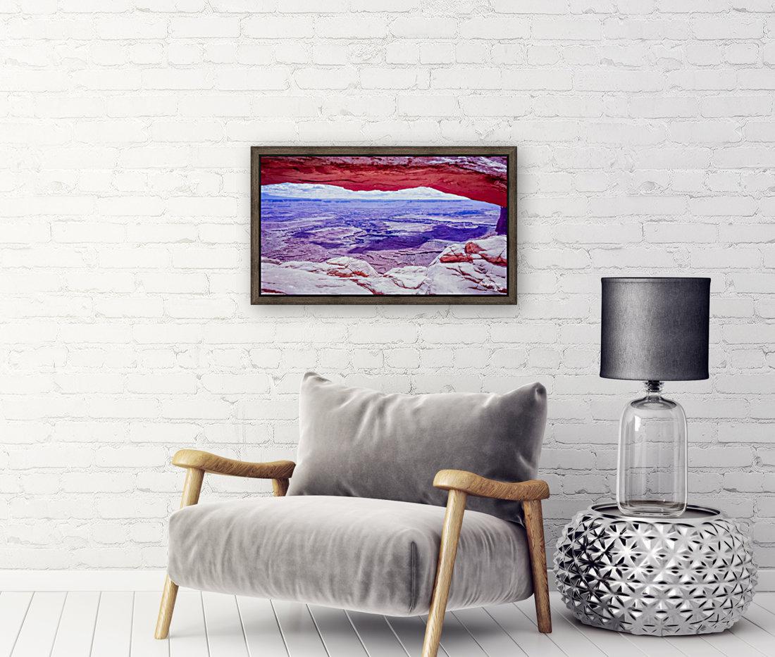 Mesa Arch Canyonlands  Art