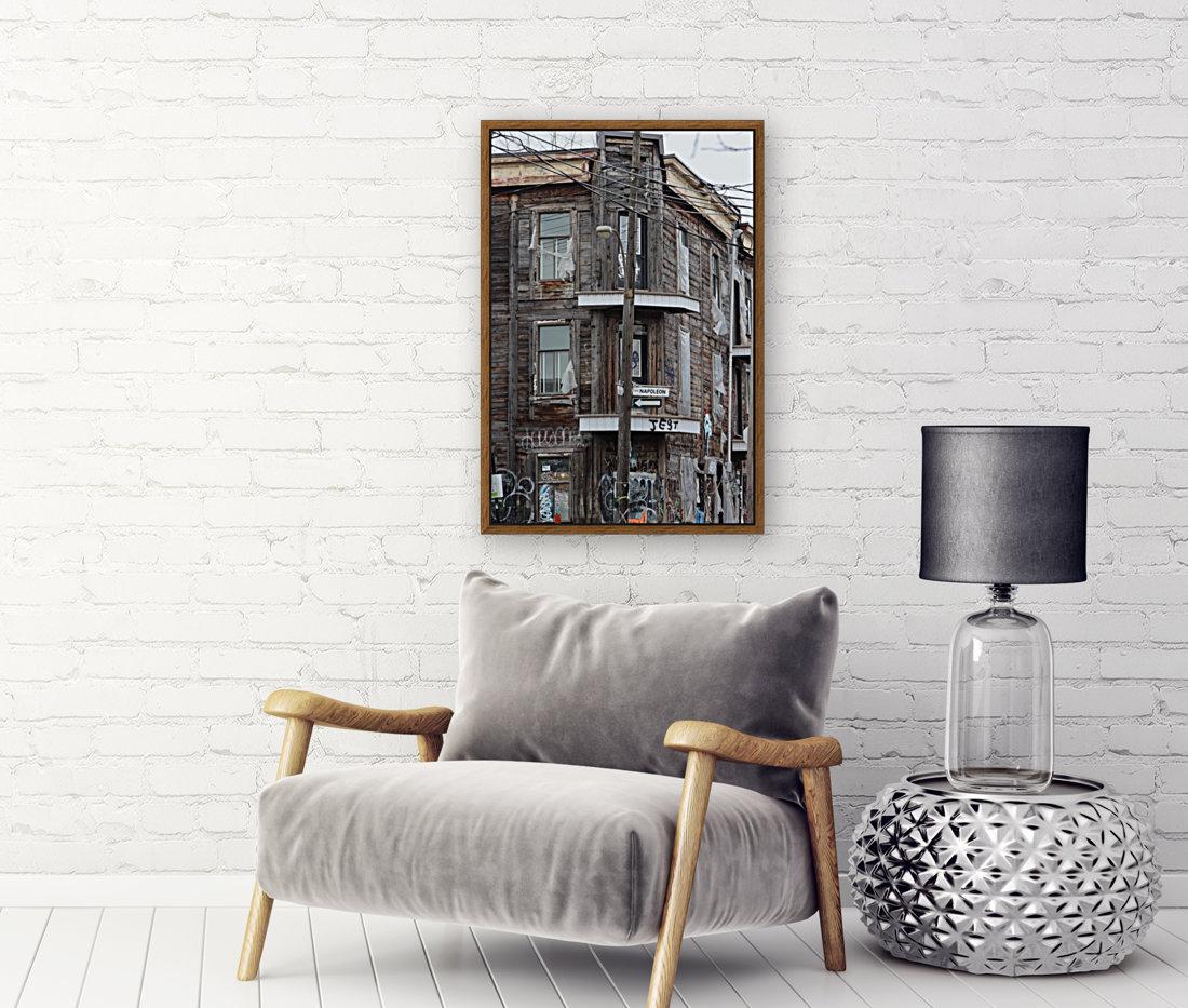 Corner Coloniale and Napoleon - 2018  Art