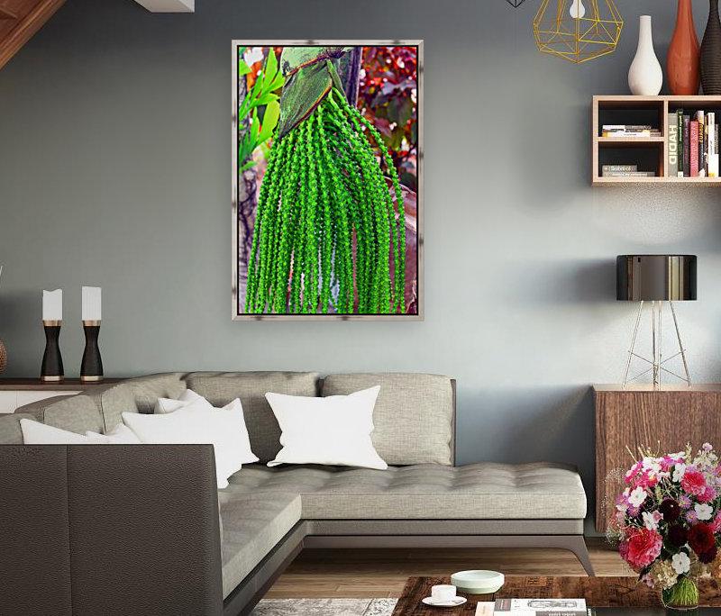 Plant Dreads  Art