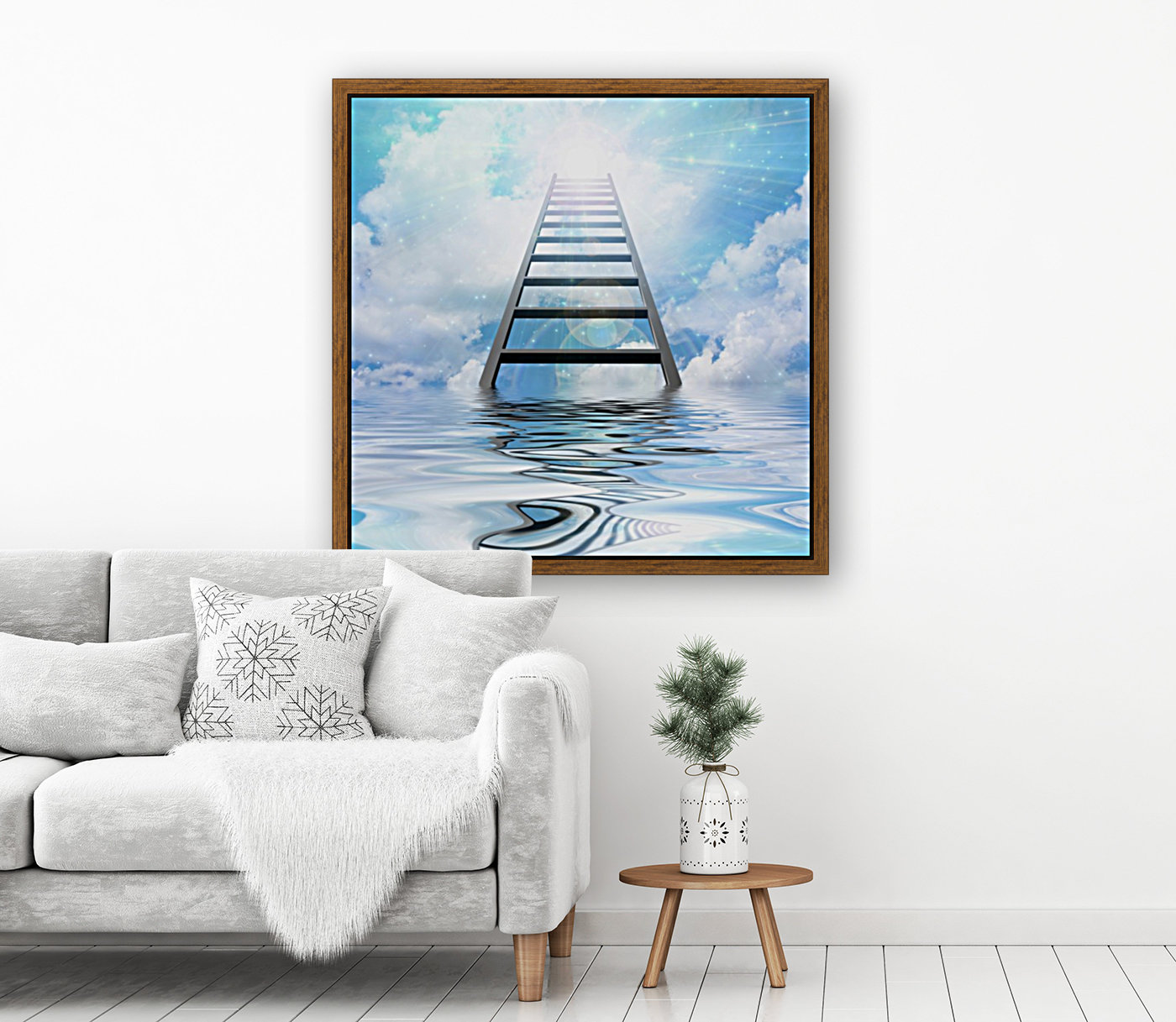 Ladder to the Sky  Art
