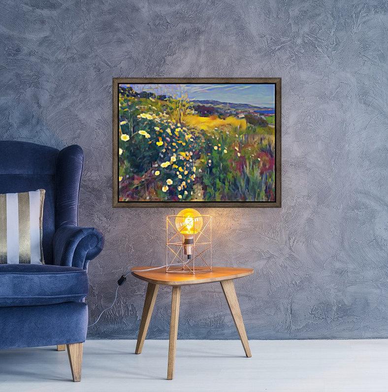 Spring daisies  Art