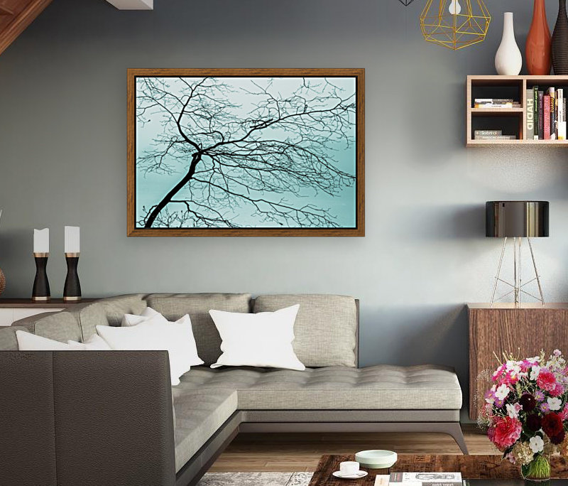 Branchlets with Floating Frame