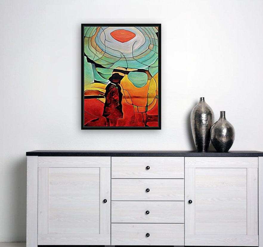 Sun Rings  Art