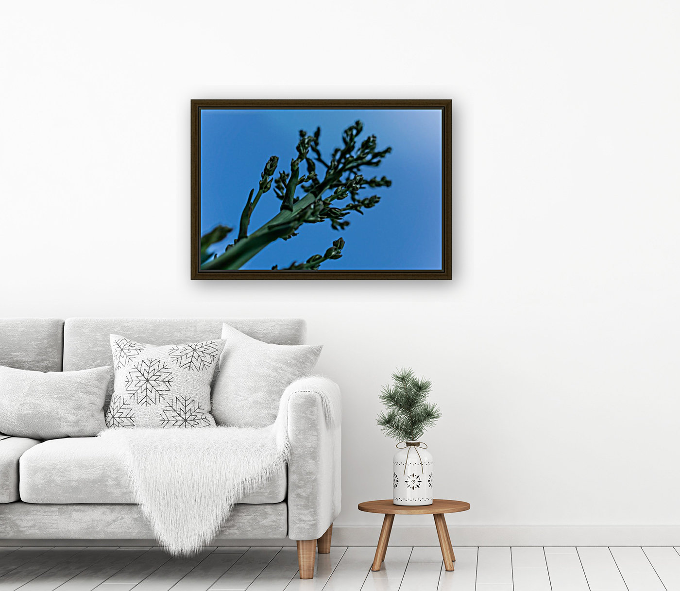 Yucca Skies  Art