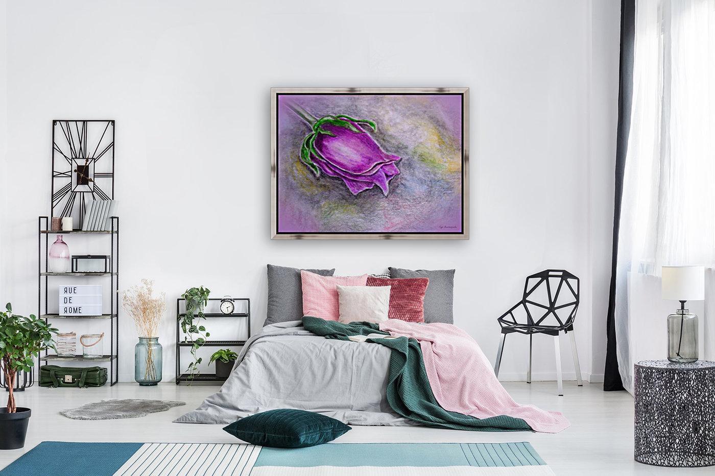 Dreamy Rose  Art