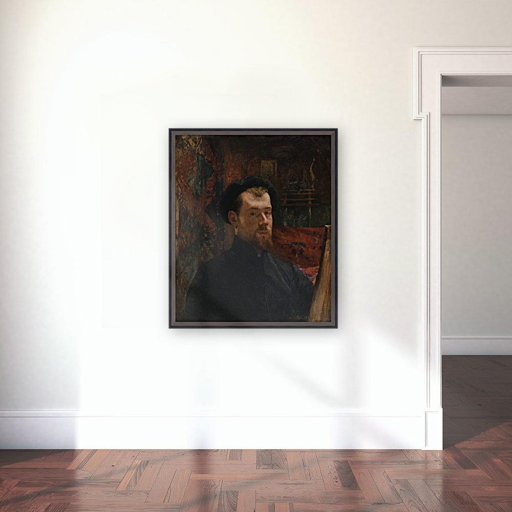 Catechisme dans une eglise  Art