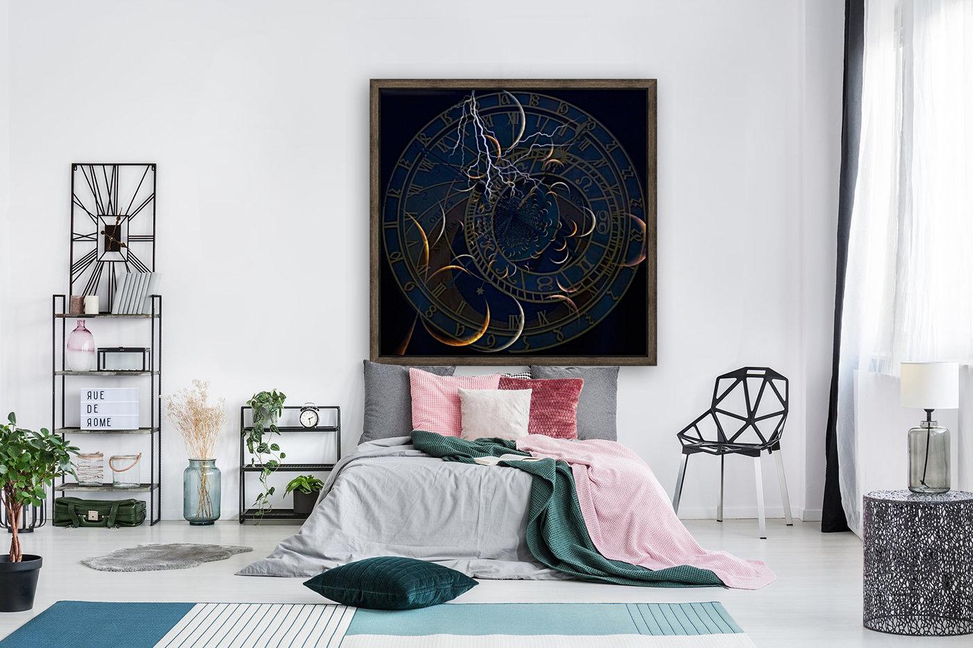 Zodiac Time  Art
