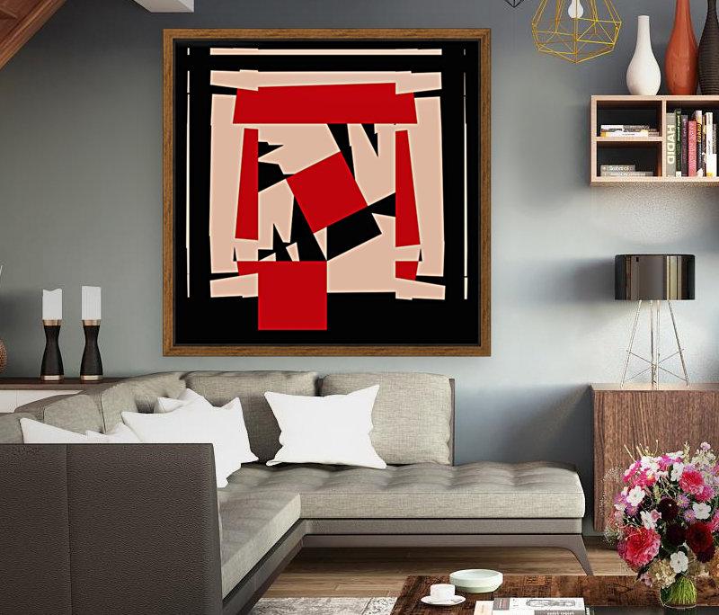 Juggling_Piet_Mondrian  Art