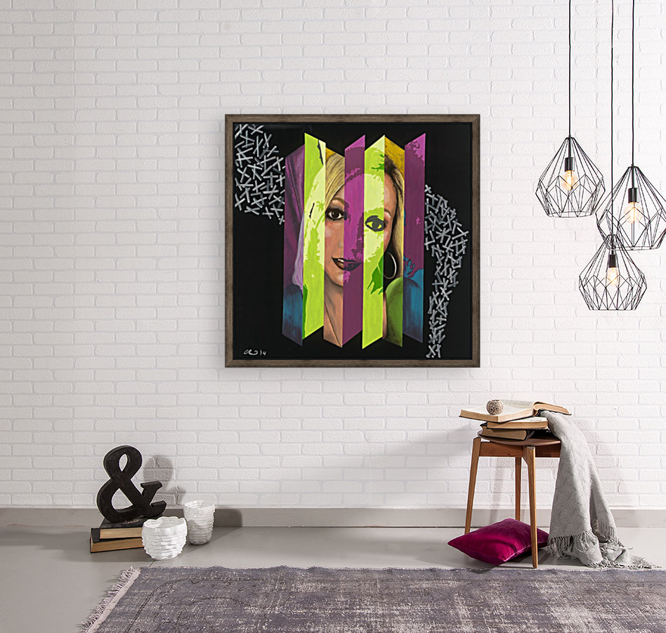 Split Personality with Floating Frame