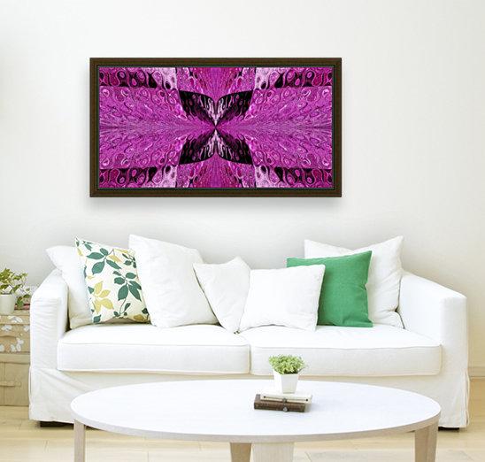 Butterfly in Crystal 9  Art
