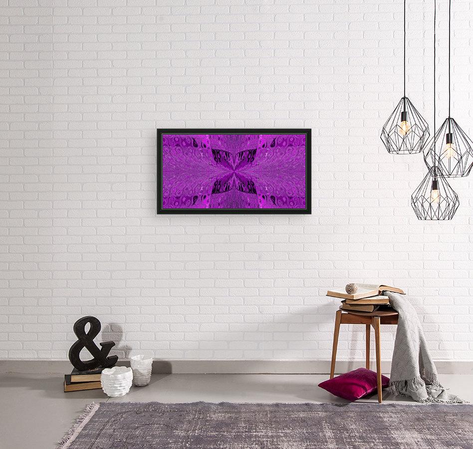 Butterfly in Crystal 19  Art