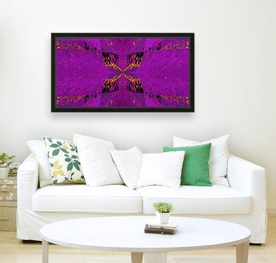 Butterfly in Crystal 37  Art