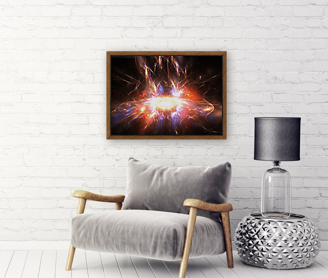 Angry galaxy e  Art