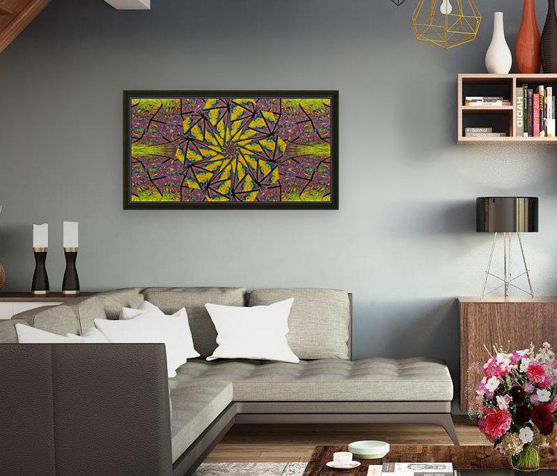 Green Dahlia 3  Art