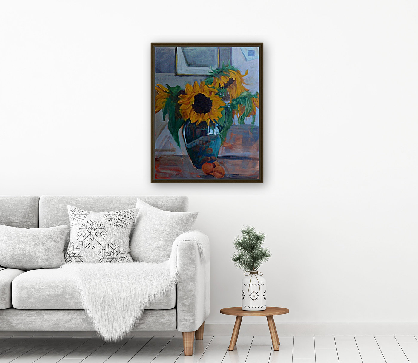 sunflowers home  Art