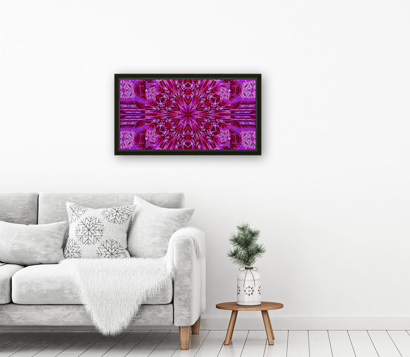 Wildflower in Pink Bloom  Art