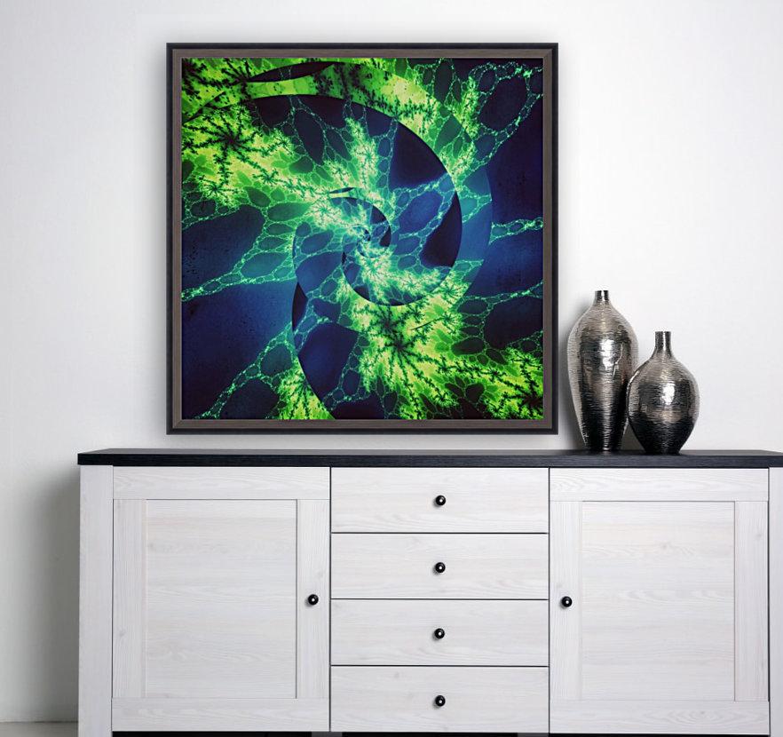 Neurospiral  Art