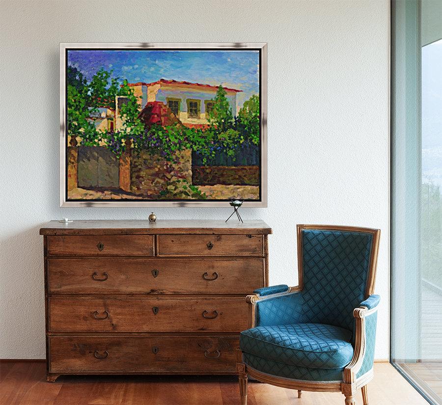 Little_Spanish_House  Art